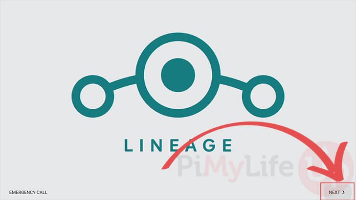 Bienvenido a LinageOS TV