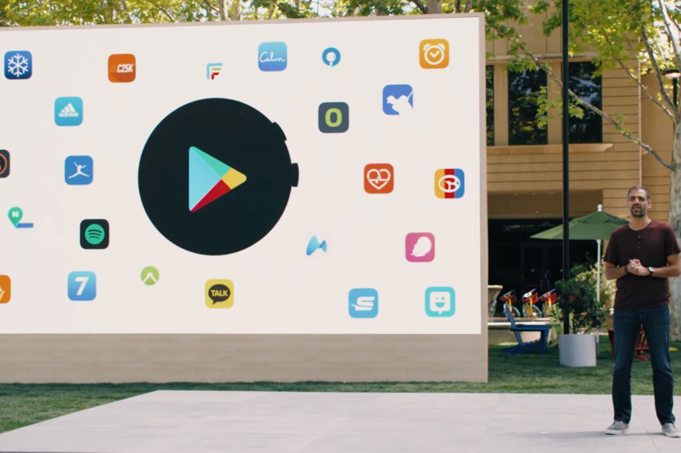 Google Samsung WearOS