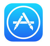 icono de tienda de aplicaciones